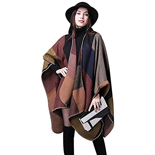 THE BEST PONCHOS FOR PRETTY SOUTH AFRICAN LADIES IN WINTER SESSION 2