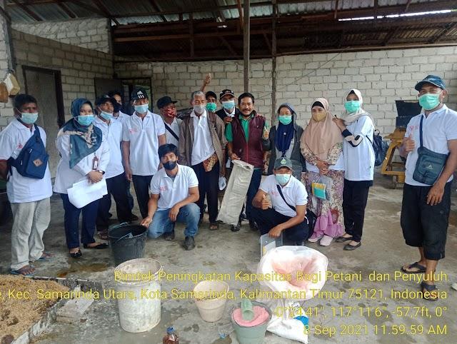 Kementan – Komisi IV DPR RI Tingkatkan Kapasitas SDM Pertanian Melalui Bimtek di Kota Samarinda