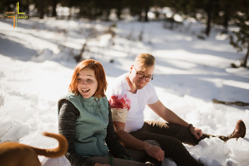 Unconventional Engagement Session