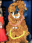 Vadamala Seva for Anjaneya on Hanumajayanthi day