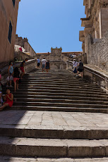 The 'walk of shame' of 'Game of Thrones' was filmed here.