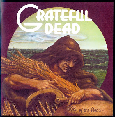 the Grateful Dead ~ 1973 ~ Wake Of The Flood