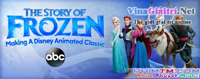Xem Phim Bí Mật Xung Quanh Frozen - The Story Of Frozen: Making A Disney Animated Classic - phimtm.com - Ảnh 1