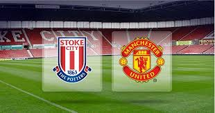 Stoke City vs Manchester United Premier League Match Highlights