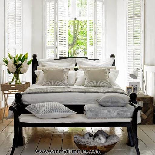 Những mẫu phòng ngủ thoáng mát cho mùa hè_nội thất phòng ngủ-4