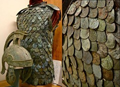lorica escamata loriga brunia como escribir una novela de fantasia fantasica armadura