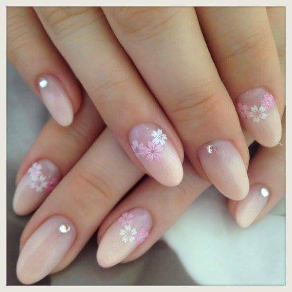 Amazing Spring Manicure Ideas 2018 For Nails