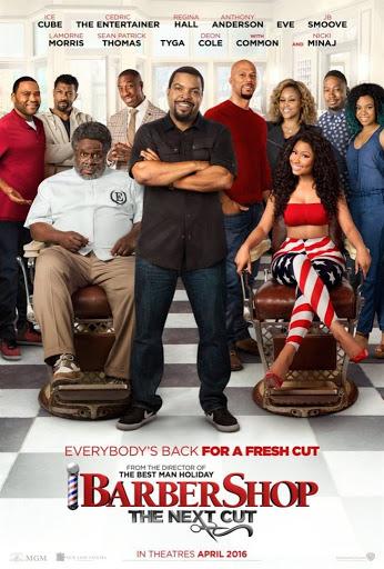 Το μπαρμπέρικο: Η νέα κουπ (Barbershop: The Next Cut) Poster