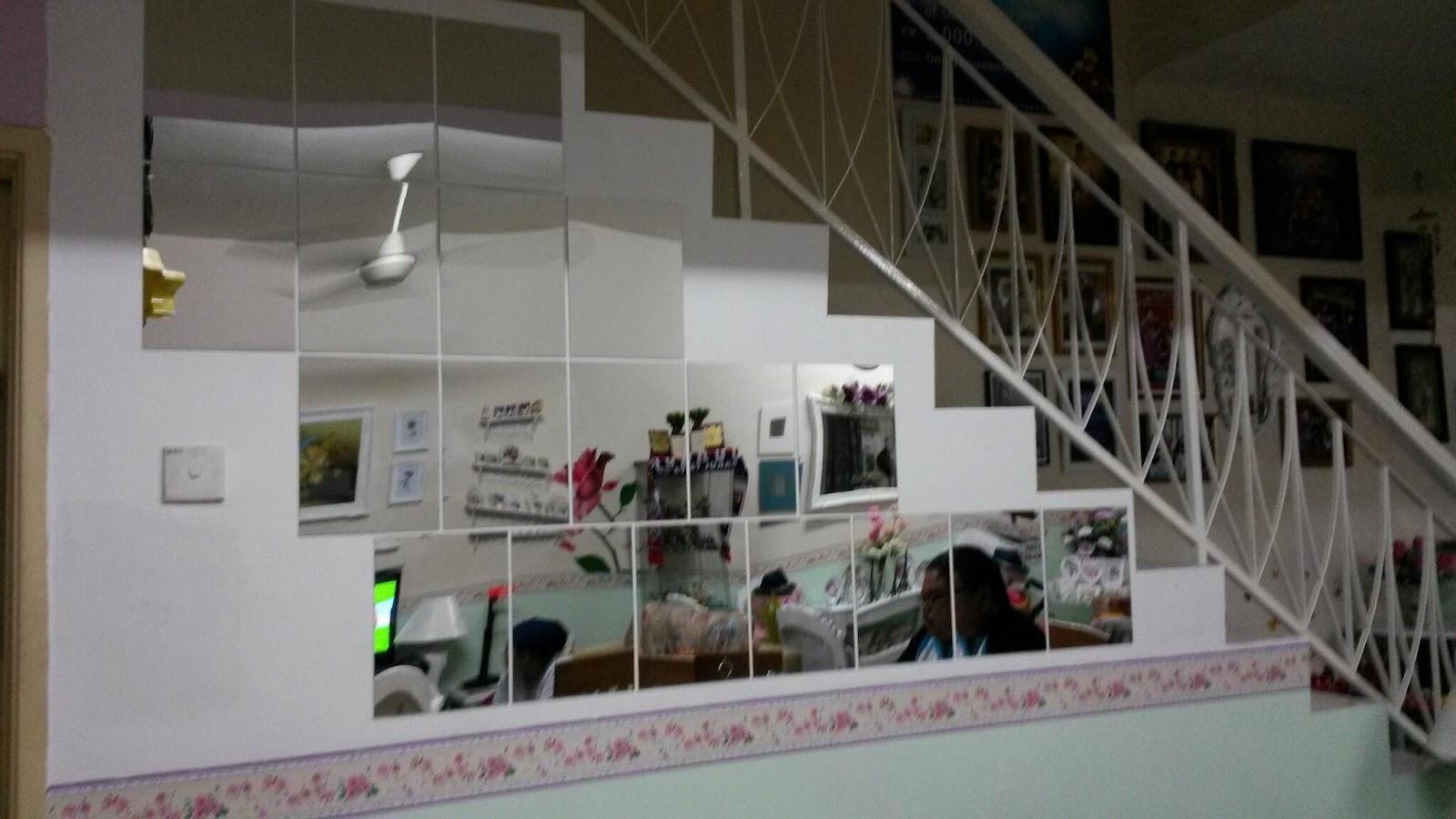 Inilah Akhirnya Siap Juga Projek Diy Mama A Cerminnya Taklah Secantik Cermin Yang Dibeli Dari Ikea Jadilah Janji Dapat Sedikit Perubahan