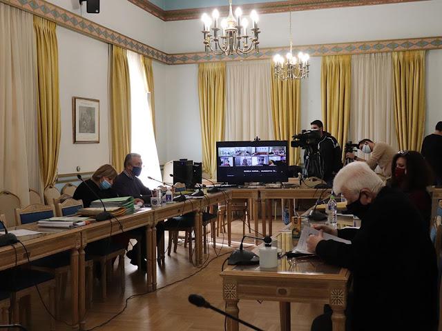 Με 15 θέματα που αφορούν την Αργολίδα συνεδριάζει η Οικονομική Επιτροπή της Περιφέρειας Πελοποννήσου