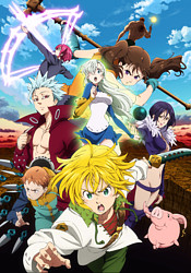 Nanatsu no Taizai: Imashime no Fukkatsu - The Seven Deadly Sins: Revival of the Commandments, Thất Hình Đại Tội Phần 2