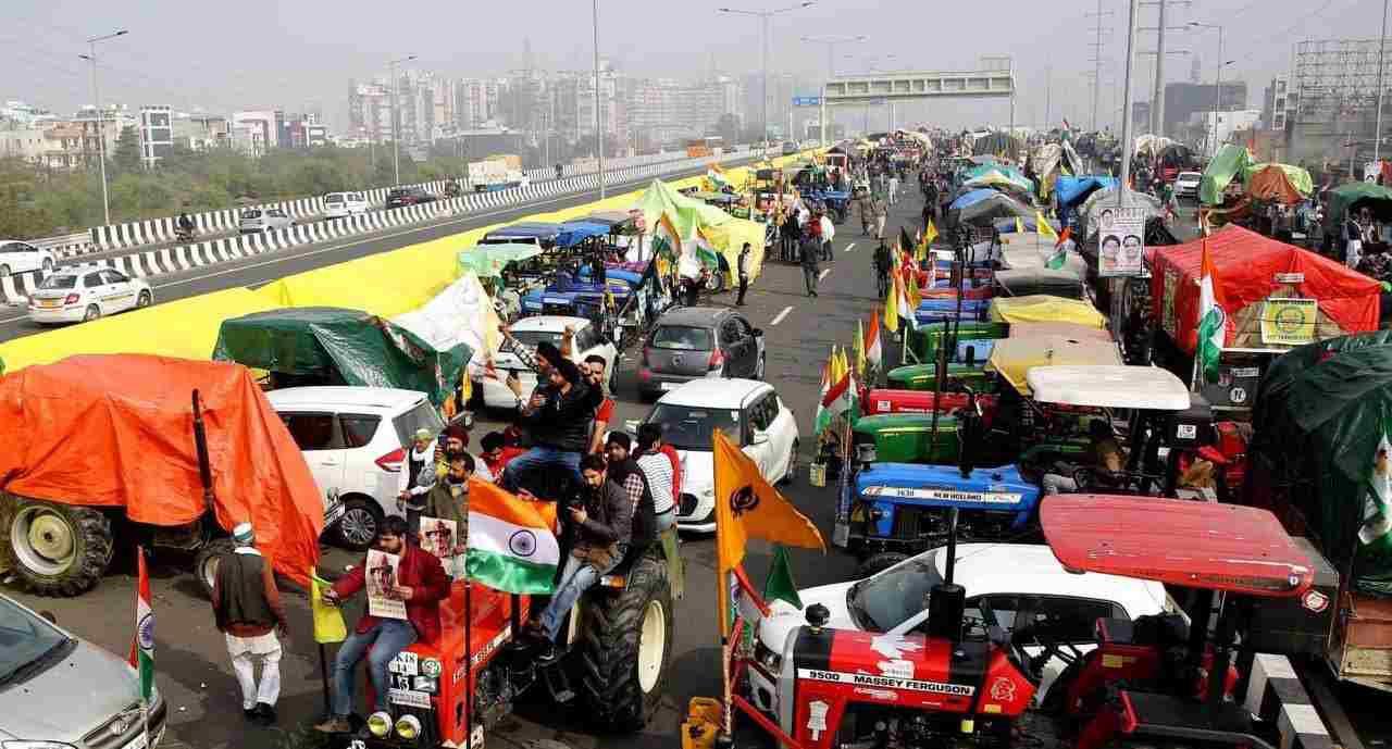 बीजेपी के विधायक गुंडे लेकर आए ; किसान नेताओं का बीजेपी पर बड़ा आरोप