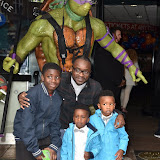 OIC - ENTSIMAGES.COM - Femi Oyeniran at the   Teenage Mutant Ninja Turtles Out Of The Shadows Gala Screening  Vue West End in London  29th May 2016 Photo Mobis Photos/OIC 0203 174 1069