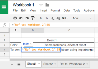 Importrange function and adding rows - Google Product Forums
