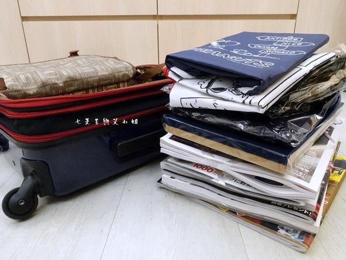 29 史努比登機箱 關西空港 關西旅遊 大阪旅遊 必買 戰利品