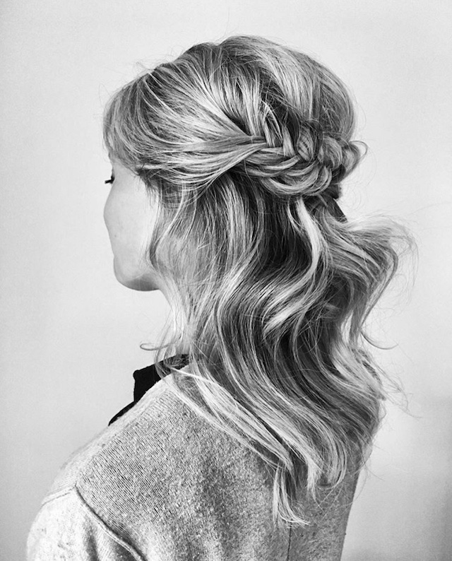 Latest Wedding Hairstyle 2018 For Long Hair 3