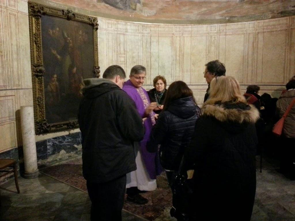 Bazylika s. Nicola in Carcere, 25.02.2015 - IMG-20150226-WA0009.jpg