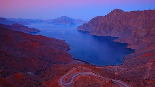 Khor Najd, Near Khasab, Musandam Fjords, Oman, Arabian Peninsula.jpg