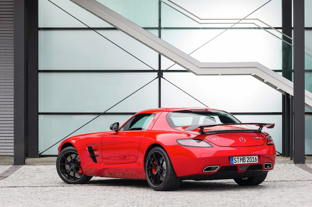 2015 Mercedes Benz SLS AMG GT Final Edition 7