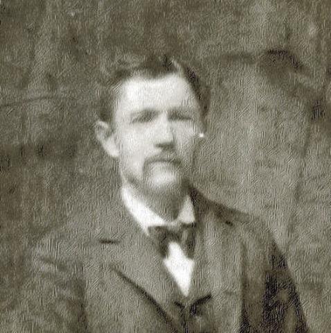 DOLLER_John_headshot circa 1895 B&W