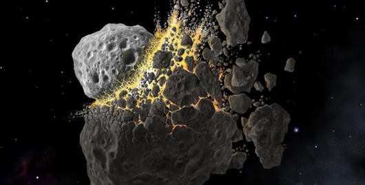 asteroid-explosion
