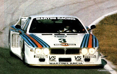 Lancia Beta Montecarlo Group 5 Turbo