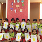 Shape Parade in Nursery (2014-15) at Witty World