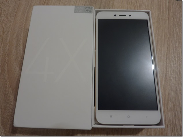 Xiaomi Redmi 4XGlobaleVersion