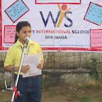 Special Assembly on International Ozone Day (Primary) 16.09.2016
