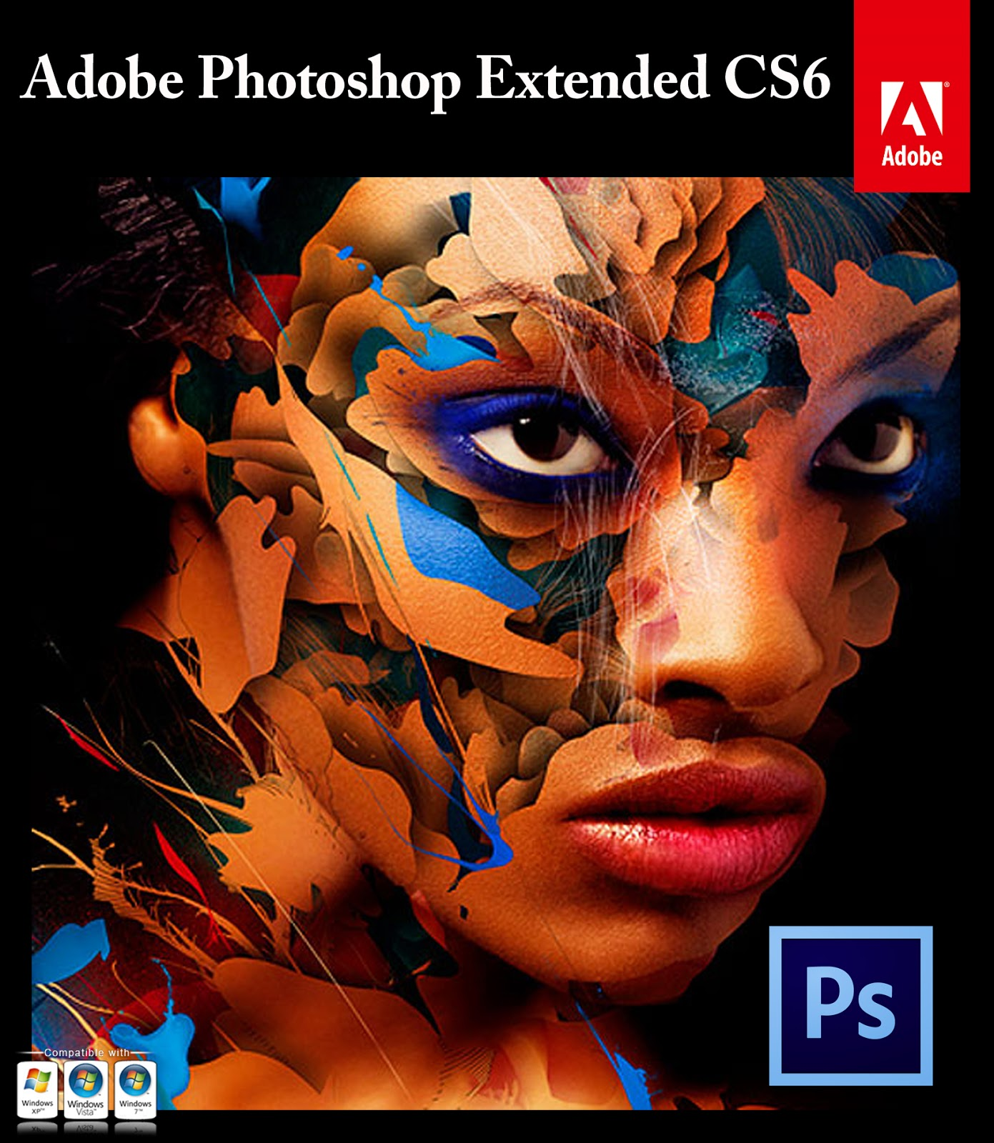 Adobe photoshop cs6 extended edition installer pullit