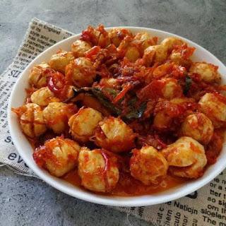 Spicy Meatballs
