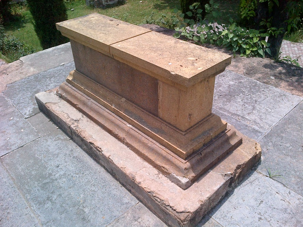The Grave of Lalarukh