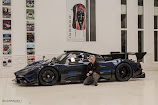 GENEVA 2014 - Pagani Zonda Revolucion will debut at Geneva