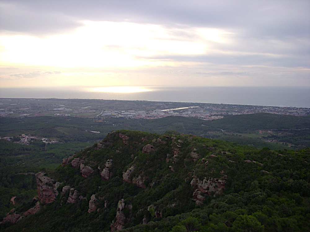 Sortida Castell Eramprunyà - Pioners 2009 - DSCN1054.JPG