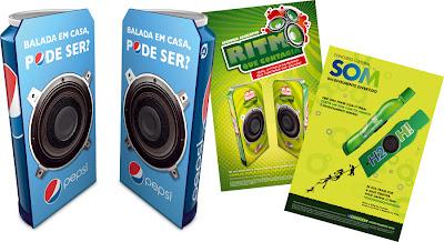 NewStyle cai na folia com Guaraná Antarctica, Pepsi e H2OH!