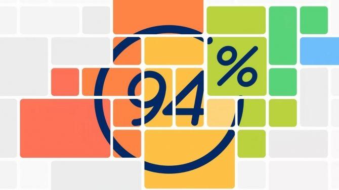 Soluzione 94% - Tutte le parole nascoste dal livello 1 al 60