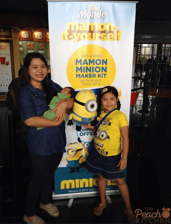 #MyMamonMinion from Monde Mamon-It-Yourself