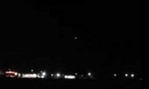 Cigar Shaped Ufo Seen Over Pennsylvania