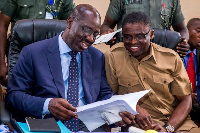 'Obaseki's MEGA Manifesto Will Address Post-COVID-19 Economic Shocks In Edo' – Osagie