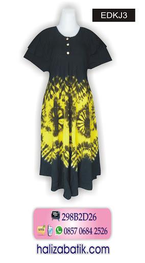 model baju terkini, desain baju batik modern, butik batik online