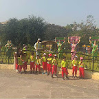 Picnic to a Garden for Jr.KG Section (2018-19), Witty World, Goregaon East