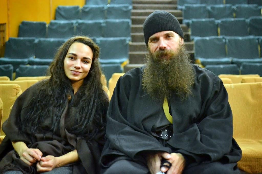 105 Avva Justin Parvu si Sfintii inchisorilor (Teatrul Luceafarul, Iasi, 2014.03.19)