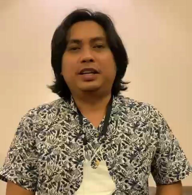 Ketum HIPMI, Mardani H. Maming Ucapkan Selamat HUT ke 4 SMSI