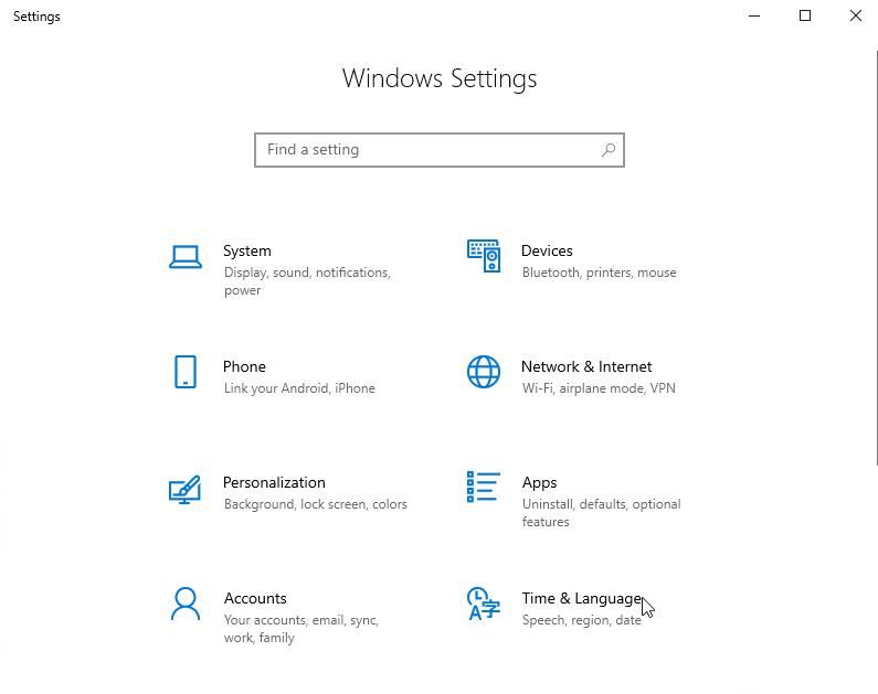 Windows 10 mostra meteo e notizie sulla Barra delle applicazioni