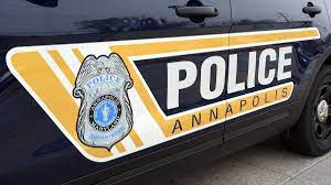 Annapolis police officer charged with stealing TVs, diapers, AC units, other items while moonlighting for Walmart