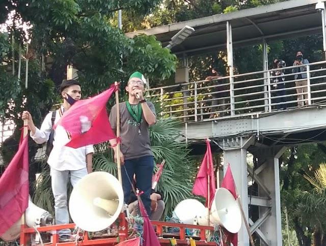HMI Tegaskan Jokowi Ma'ruf Gagal Pimpin Indonesia