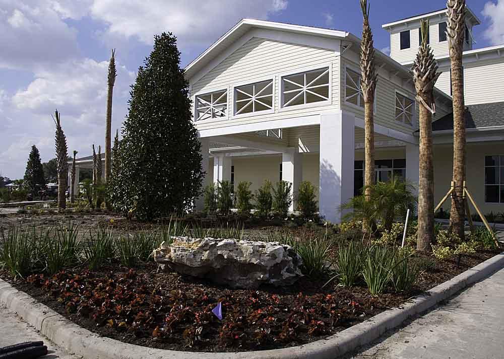 Happenings at florida grande park progress another two for Florida grande motor coach resort
