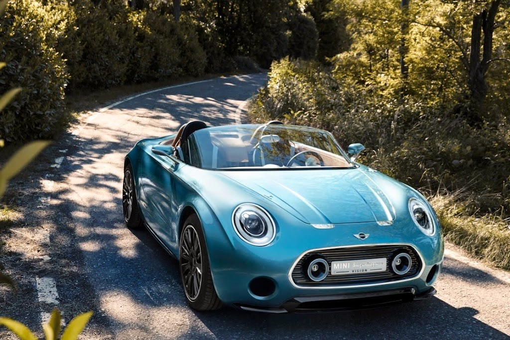MINI Superleggera Vision Concept 110
