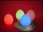 Rechargeable Color Change LED Magic Egg :: Date: Dec 2, 2008, 12:51 PMNumber of Comments on Photo:0View Photo