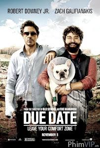 Đen Đủ Đường - Due Date poster